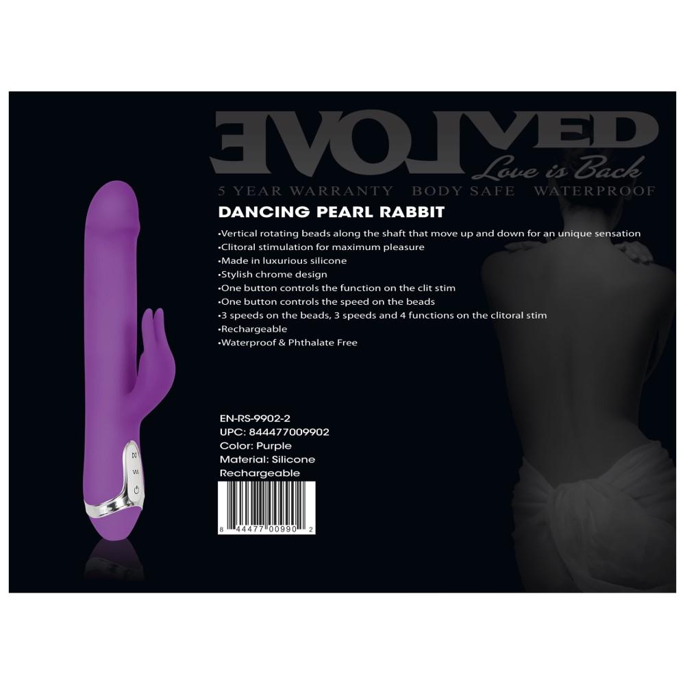 vibrator Dancing Pearl evolved functii