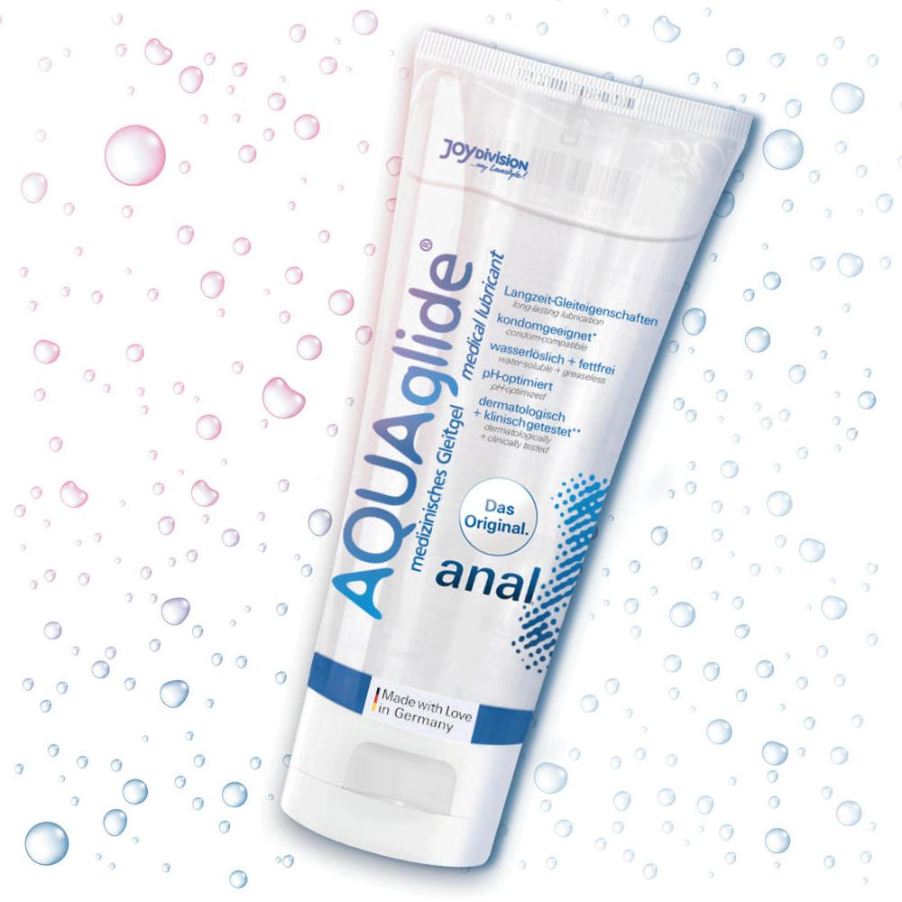 Aquaglide Anal lubrifiant anal pe baza de apa