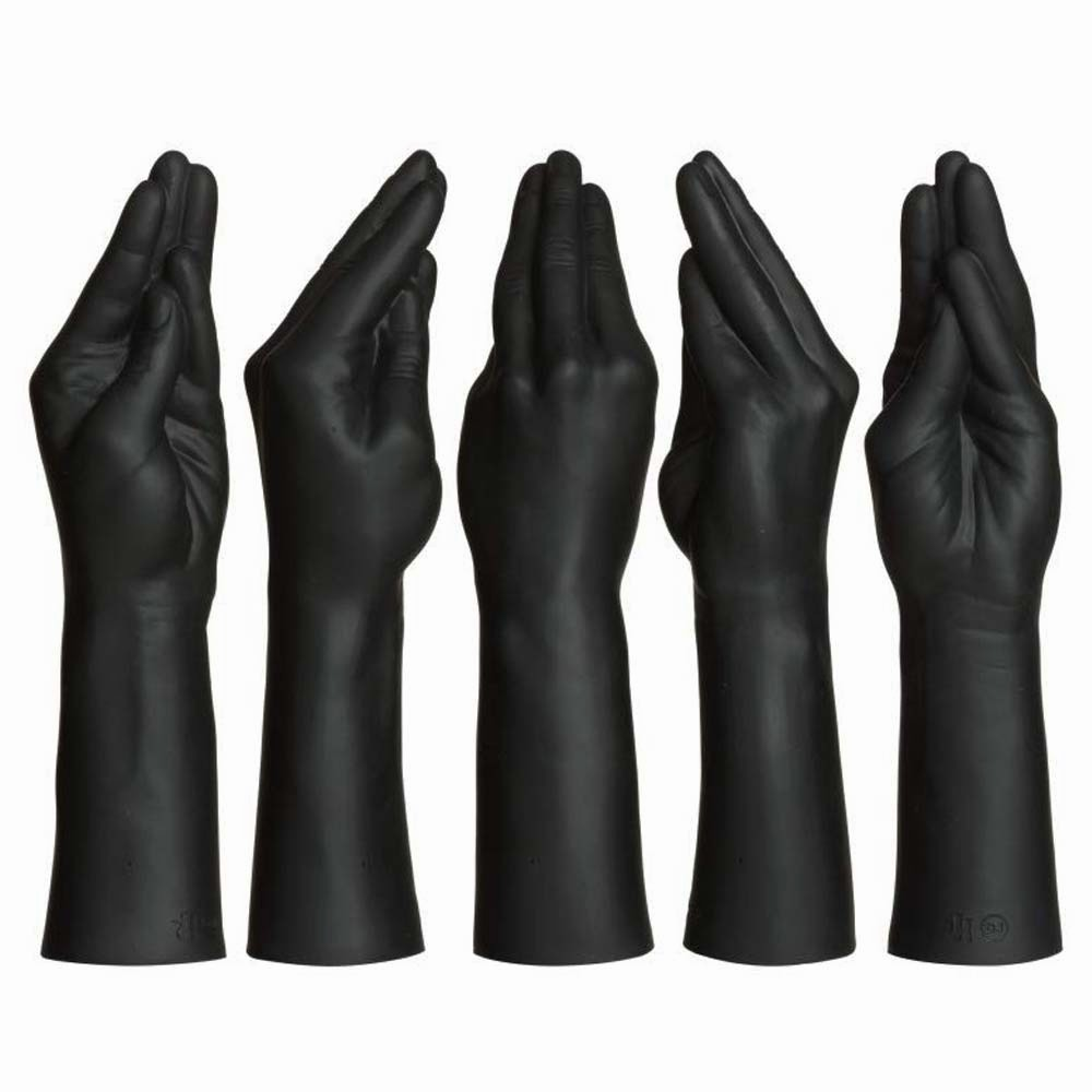 Kink Fist Fuckers Stretching dildo din silicon pentru fisting