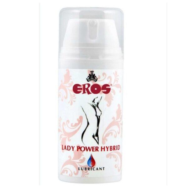 Lady Power Hybrid lubrifiant hibrid eros